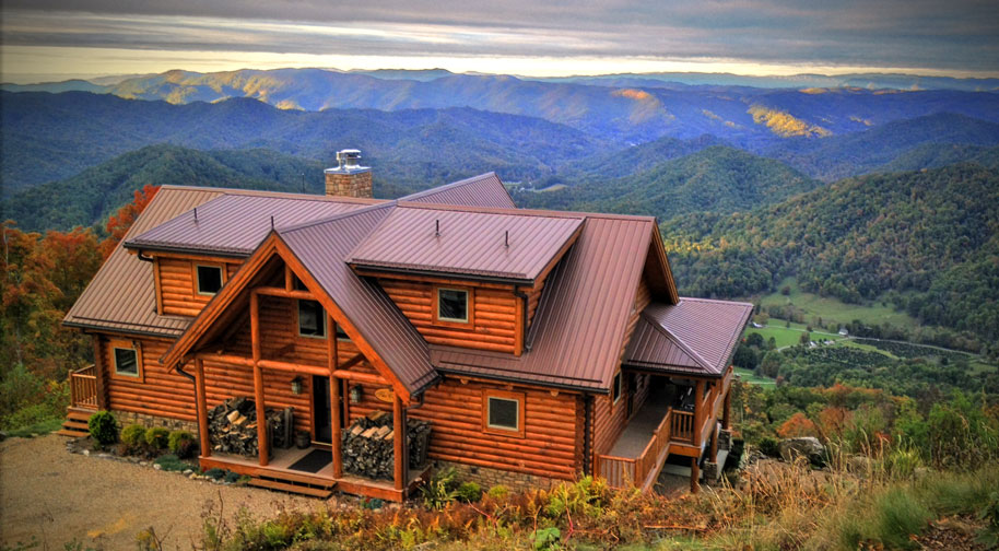 Blue Ridge Mountains Cabins And Vacation Rentals In Nc Sc Va Wv