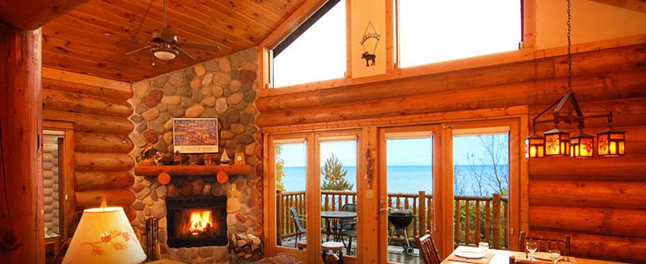 Cabin retnals with Beautiful Mountain Views