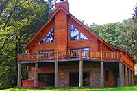 Maryland Cabin Rentals in the Blue Ridge Mountains