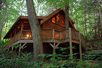 North Georgia Cabin Rentals in the Blue Ridge Mountains