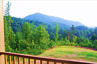South Carolina Cabin Rentals in the Blue Ridge Mountains
