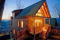 Tennessee Cabin Rentals in the Blue Ridge Mountains