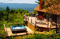 Virginia Cabin Rentals in the Blue Ridge Mountains
