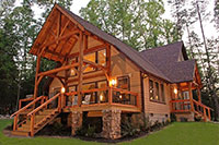 West Virginia Cabin Rentals in the Blue Ridge Mountains